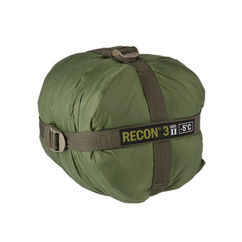 ELITE SURVIVAL SYSTEMS Recon 3 Olive Drab Sleeping Bag (RECON3-OD)