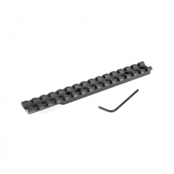 EVOLUTION GUN WORKS Ruger 10-22 Picatinny Scope Base 20 MOA (46102)
