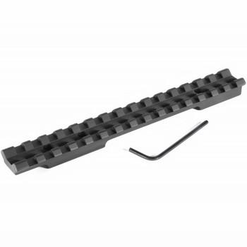 EVOLUTION GUN WORKS Remington 788 Long Action 0 MOA Picatinny Rail Scope Mount (40440)
