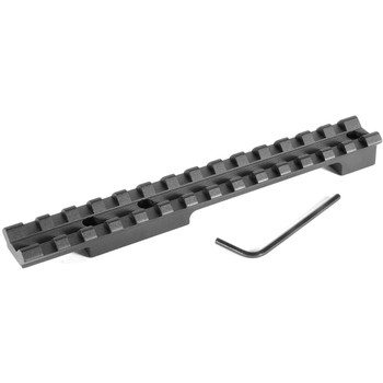 EVOLUTION GUN WORKS Remington 660/600 Mohawk 20 MOA Picatinny Rail Scope Mount (40502)