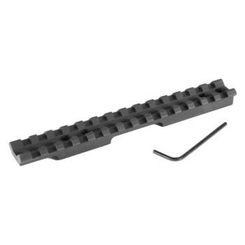 EVOLUTION GUN WORKS Savage Mark II 0 MOA Ambidextrous Picatinny Rail Scope Mount (41500)
