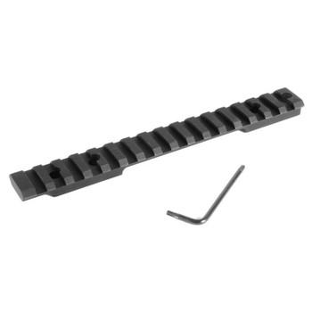 EVOLUTION GUN WORKS HD Savage Round Back Long Action 20 MOA Picatinny Scope Rail (80332)
