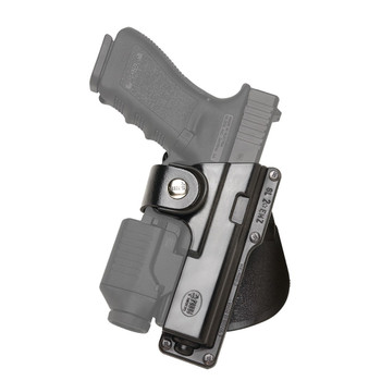 FOBUS Glock/Ruger/BerrettaS&W M&P/Walther Right Hand Tactical Speed Paddle Holster (GLT17)