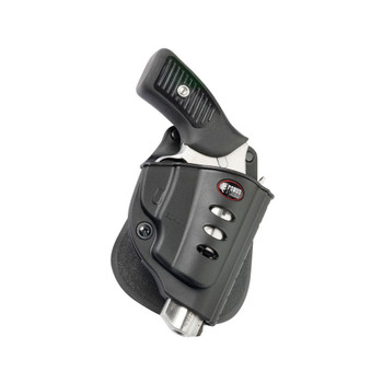 FOBUS Ruger LCR & SP101 Right Hand Roto Evolution Paddle Holster (RU101RP)