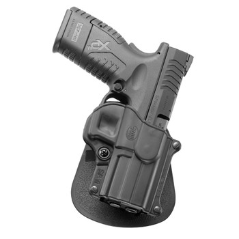 FOBUS Springfield/Sig Sauer/H&K Right Hand Standard Paddle Holster (SP11)