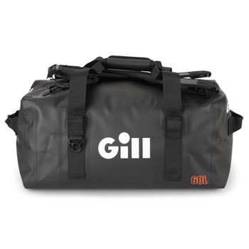 GILL Performance 60L Black Waterproof Duffle Bag (L089B)