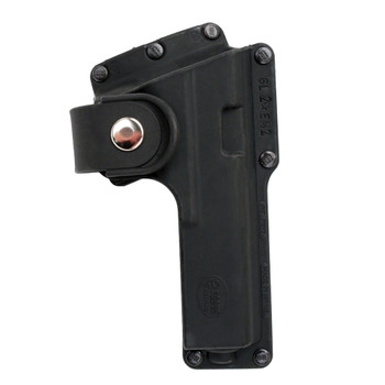FOBUS fits Glock 19,23,32,S&W 99 Compact,S&W M&P Compact Right Hand Tactical Speed Roto Paddle with Light or Laser Holster (GLT19RP)