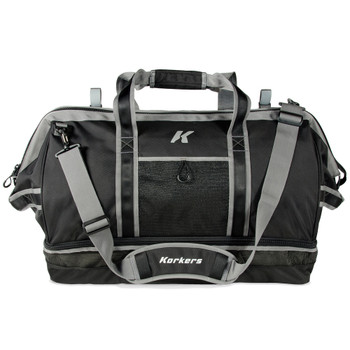KORKERS Mack's Canyon Black Wader Bag (FA7500)