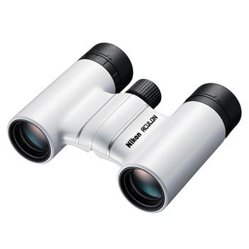 NIKON Aculon T02 8x21 White Binoculars (16734)