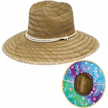 PETER GRIMM Molokai Natural Lifeguard Hat (PGB1740-NAT-O)