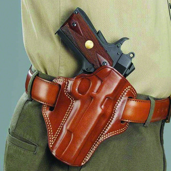 GALCO Combat Master Sig Sauer P229 Right Hand Leather Belt Holster (CM250B)