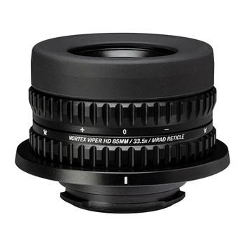 VORTEX Viper HD 85mm Spotting Scope MRAD Reticle Eyepiece (VS-85REM)
