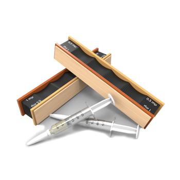WICKED EDGE 1/0.5 Micron Diamond & Balsa Strops Pack (WE010.5BAL)