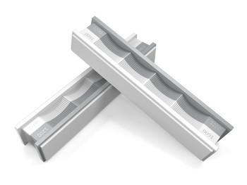 WICKED EDGE Super Fine 1200/1600 Grit Ceramic Stones Pack (WE12001600)