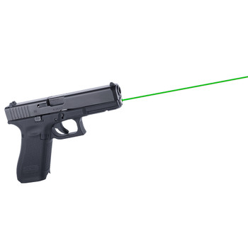 LASERMAX Glock Guide Rod Green Laser Sight (LMS-G5-17G)