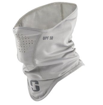 STRIKER ICE UPF Gray Neck Gaiter