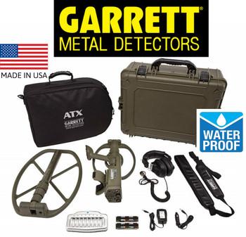 GARRETT ATX Deepseeker Metal Detector Package (1140820)