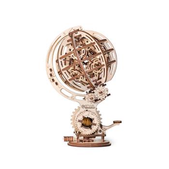 ECO WOOD ART Kinetic Globe 205-Piece 3D Puzzle (KINETIC-GLOBE)