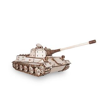 ECO WOOD ART Tank Lowe 679-Piece 3D Puzzle (TANK-LOWE)