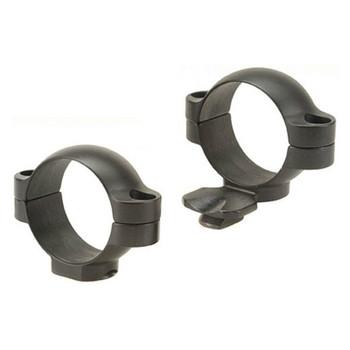LEUPOLD Standard One-Piece 30mm Medium Ext Matte Black Scope Rings (51034)