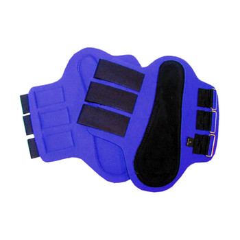 INTREPID INTERNATIONAL Neoprene Splint Black Patches Blue Boot (245845K-par)