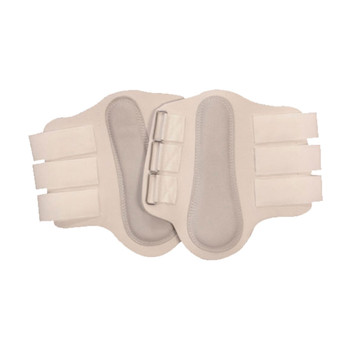 INTREPID INTERNATIONAL Neoprene Splint White Patches White Boot (245856-par)