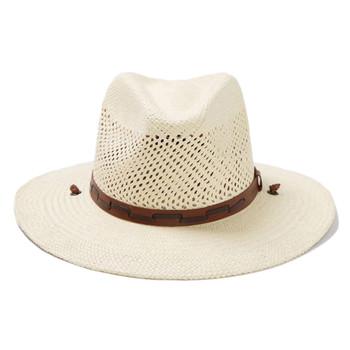 STETSON Airway Natural Panama Safari Hat (TSARWY-383081)