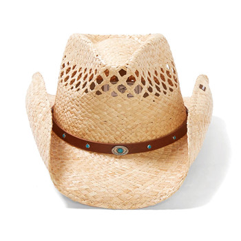 STETSON Madrid Natural Cowboy Hat (TSMDRI-833481)
