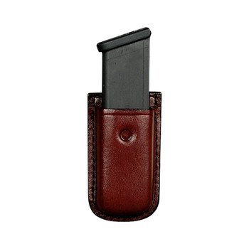 DON HUME D417 Clip On Brown Magazine Pouch for Glock 17/19/22/23 (D739081)