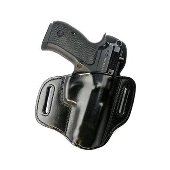 DON HUME Double 9 OT H721OT Right Hand Black Holster Fits Glock 19/23 (J336043R)