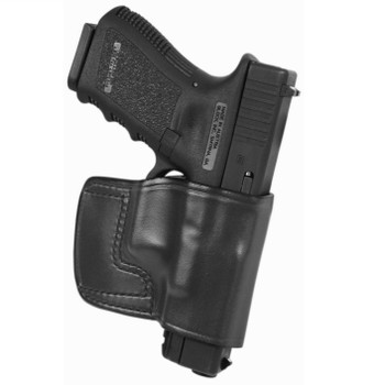 DON HUME JIT Slide Left Hand S&W J Frame/ Taurus 85 Black Holster (J941000L)