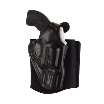GALCO Ankle Glove for Glock 26 Right Hand Black Ankle Holster (AG286B)