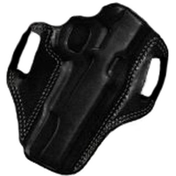 GALCO Combat Master Ruger SP101 2.25in Right Hand Leather Belt Holster (CM118B)