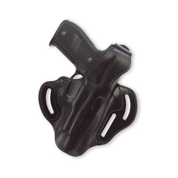 GALCO COP Colt 5in 1911 3 Slot Right Hand Leather Belt Holster (CTS212B)