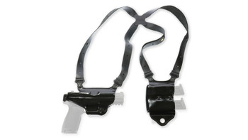 GALCO Miami Classic II for Glock 17,22,31 Right Hand Leather Shoulder Holster (MCII224B)