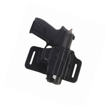 GALCO Tac Slide H&K USP 45 Right Hand Polymer Belt Holster (TS428B)