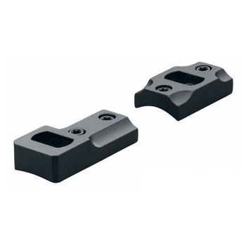 LEUPOLD Dual Dovetail Two-Piece Savage 10,110 Round Receiver Matte Black Base (114975)