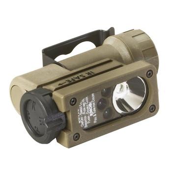 STREAMLIGHT Sidewinder Compact II 55 Lumens Flashlight with Helmet Mount (14514)