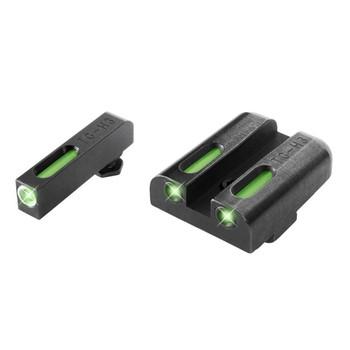 TRUGLO Brite-Site TFX for Glock High Handgun Sights (TG13GL2A)