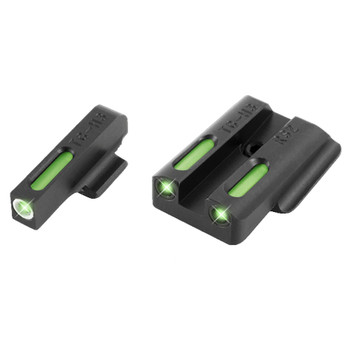 TRUGLO Brite-Site TFX Ruger Lc Handgun Sights (TG13RS2A)