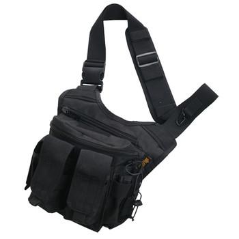 US PeaceKeeper Rapid Deployment Black Pack (P20307)
