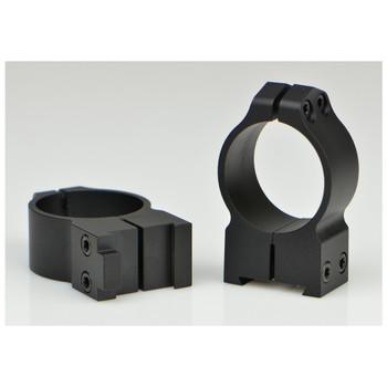 WARNE CZ 550 30mm Fixed High Matte Rings (15BM)