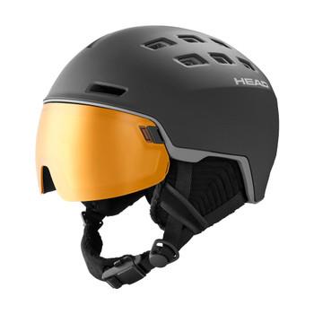 HEAD Unisex Radar Pola Black Helmet (323109)