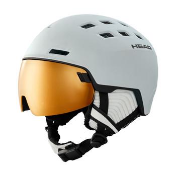 HEAD Unisex Rachel Pola White Helmet (323209)