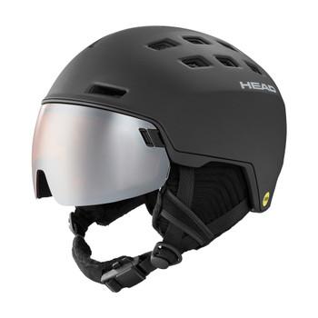 HEAD Unisex Radar MIPS Black Helmet (323310)