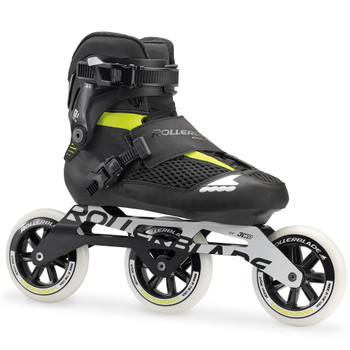 ROLLERBLADE Endurace Elite 110 Black/Lime Skates (078463001A1)