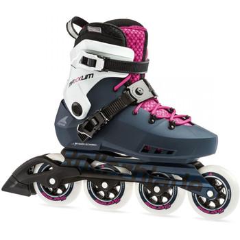 ROLLERBLADE Maxxum Edge 90 W Sapphire/Raspberry Skates (07956700167)