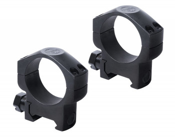 LEUPOLD Mark 4 35mm High (Aluminum) Matte Black Scope Rings (120180)