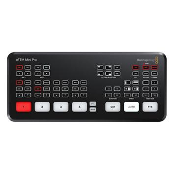 BLACKMAGIC DESIGN ATEM Mini Pro Stream Switcher (SWATEMMINIBPR)