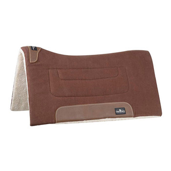 CLASSIC EQUINE Performance Trainer Brown Pad (PTP2BR)